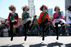 IRISH SATURDAY EVENINGS WITH The McTeggart Irish Dancers