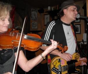 The Indulgers Rocking Conor O'Neill's Irish Pub