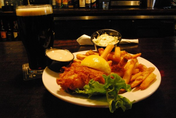 Irish Fish and Chips