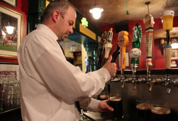 Eli - Bartender at Conor O'Neills